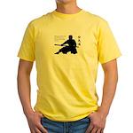 Aiki Jo Yellow T-Shirt