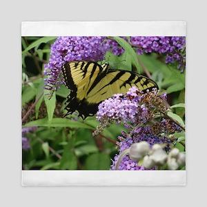 Butterfly & Flower Queen Duvet