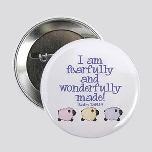Wonderfully Made Button