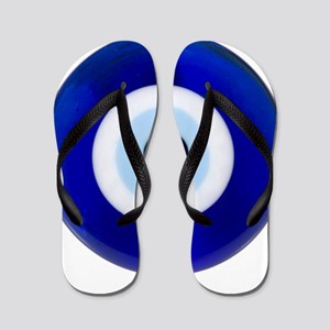 Nazar Amulet Evil Eye Protection Flip Flops