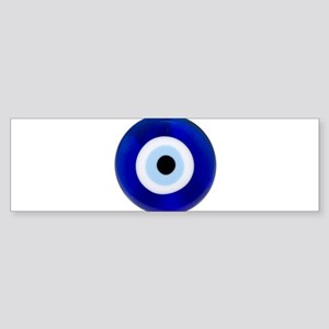 Nazar Amulet Evil Eye Protection Bumper Sticker