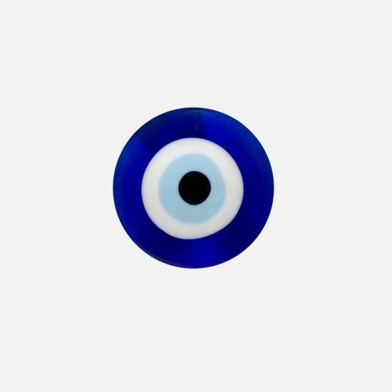 Nazar Amulet Evil Eye Protection Mini Button