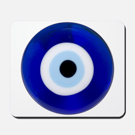 Nazar Amulet Evil Eye Protection Mousepad