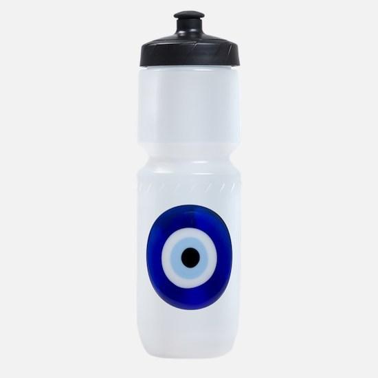 Nazar Amulet Evil Eye Protection Sports Bottle