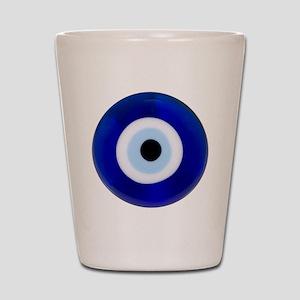 Nazar Amulet Evil Eye Protection Shot Glass