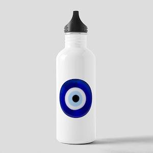Nazar Amulet Evil Eye Protection Water Bottle