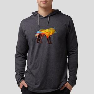 WOLFS DEN Long Sleeve T-Shirt