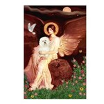 Seated Angel & Bolognese Postcards (Package of 8)