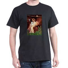 Seated Angel & Bolognese T-Shirt