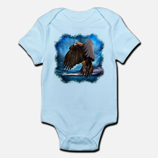 Eagle in Flight Infant Bodysuit