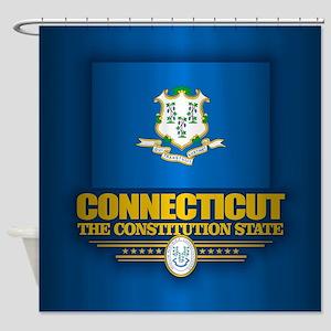 Connecticut (v15) Shower Curtain