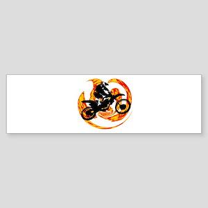 MX WAVE STYLE Bumper Sticker
