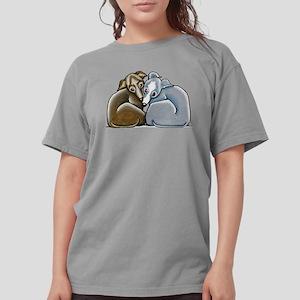 Italian Greyhound Huddle T-Shirt