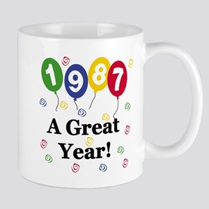 1987 A Great Year Mug