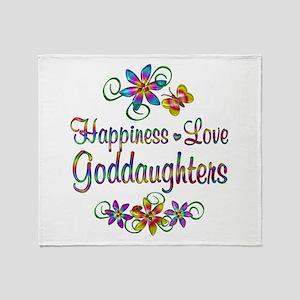 Goddaughters Love Throw Blanket