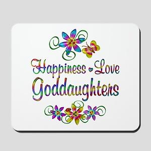 Goddaughters Love Mousepad