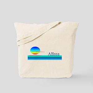 Alissa Tote Bag
