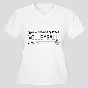 Yes I am one of those Volleyball people Plus Size