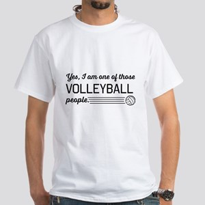 Yes I am one of those Volleyball people T-Shirt