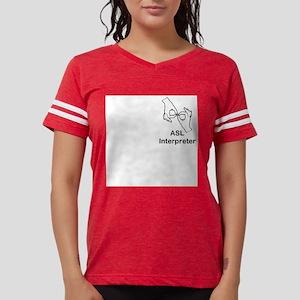ASL Interpreter Logo T-Shirt