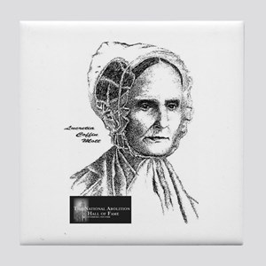 Lucretia Coffin Mott Tile Coaster