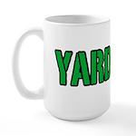 Yard Boss Large Mug
