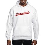 Conceited Hooded Sweatshirt