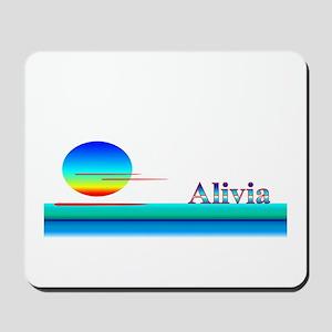 Alivia Mousepad