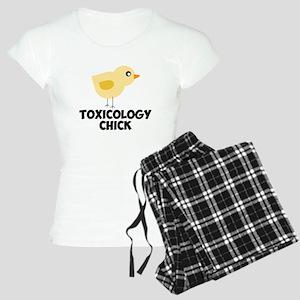Toxicology Chick Pajamas