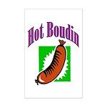 Hot Boudin Sign