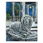 Starry Night Lion Large Print