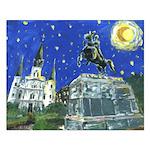 Starry Night French Quarter Print