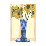 Sunflowers Mini Poster Print
