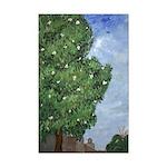 New Orleans Magnolia Tree Print