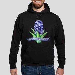OUAT Hyacinth Flower Sweatshirt