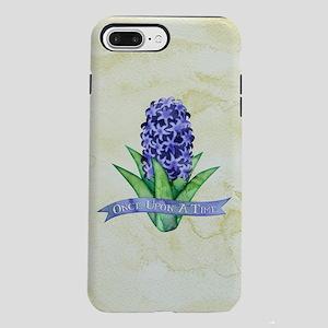 OUAT Hyacinth Flower iPhone 7 Plus Tough Case