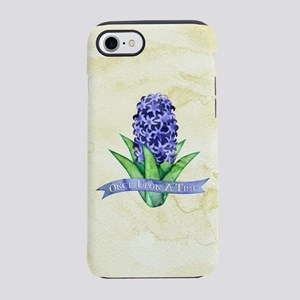 OUAT Hyacinth Flower iPhone 7 Tough Case