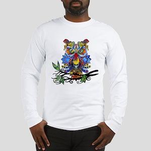 wild owl Long Sleeve T-Shirt