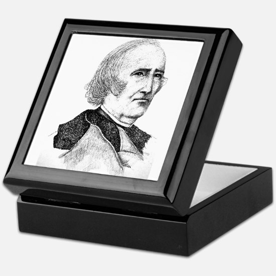 Wendell Phillips Keepsake Box