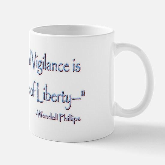 Wendell Phillips Mug