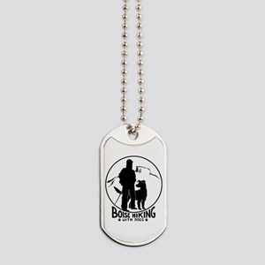 BHWD Logo Dog Tags