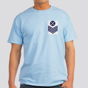 RAF Chief Technician<BR> Blue T-Shirt