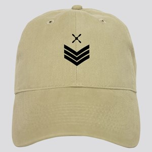 RAF Chief Technician<BR> Khaki Cap