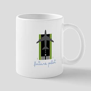 Future Pilot Mugs