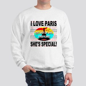Get Out Of Jail Free Card Sweatshirt