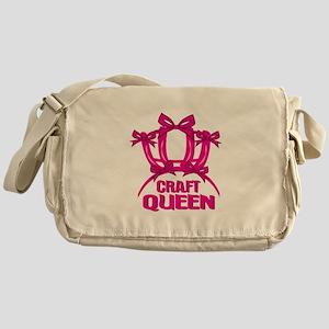 Craft Queen Messenger Bag