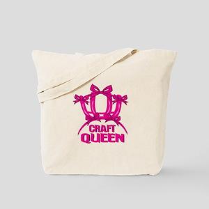 Craft Queen Tote Bag