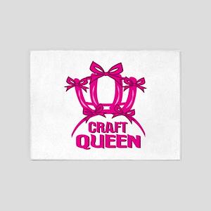 Craft Queen 5'x7'Area Rug