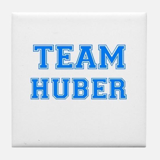 TEAM HUBER Tile Coaster