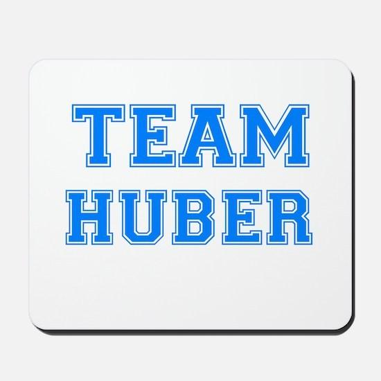 TEAM HUBER Mousepad